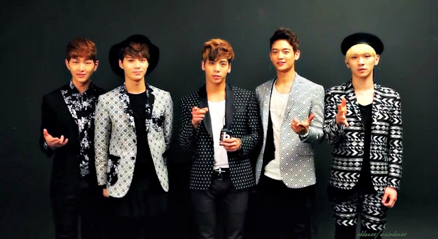 [Videos] [Pics] Shinee spam post 130313