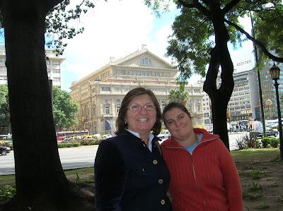 Teatro Colón, Buenos Aires, Argentina, vuelta al mundo, round the world, La vuelta al mundo de Asun y Ricardo