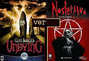 Clive Barker's Undying vs. Nosferatu: The Wrath of Malachi