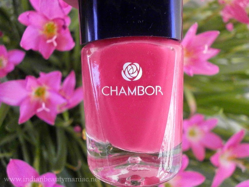 Chambor Intense Nail Color in shade 471