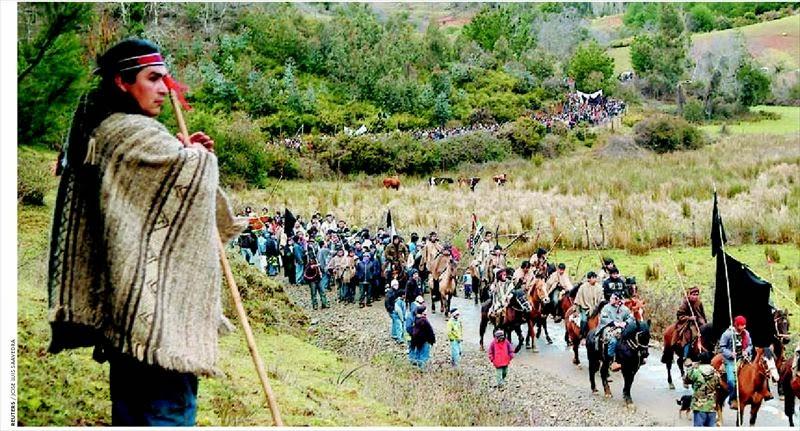 Ποιοί είναι οι ΜΑΠΟΥΤΣΕ (Mapuche)