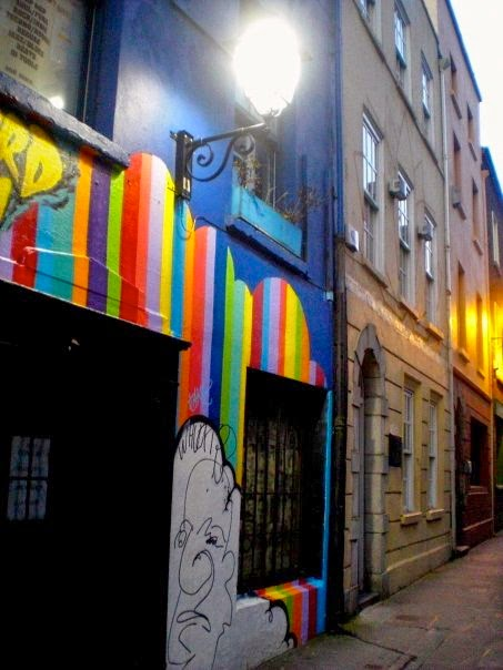 COLORFUL DUBLIN