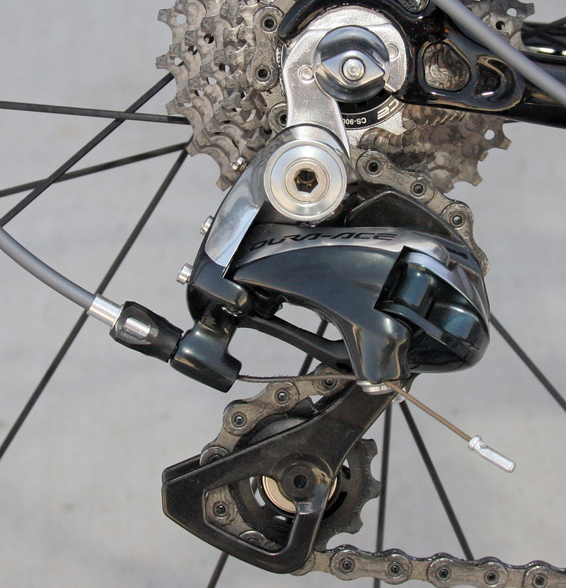 how to know if you need a new rear derailleur