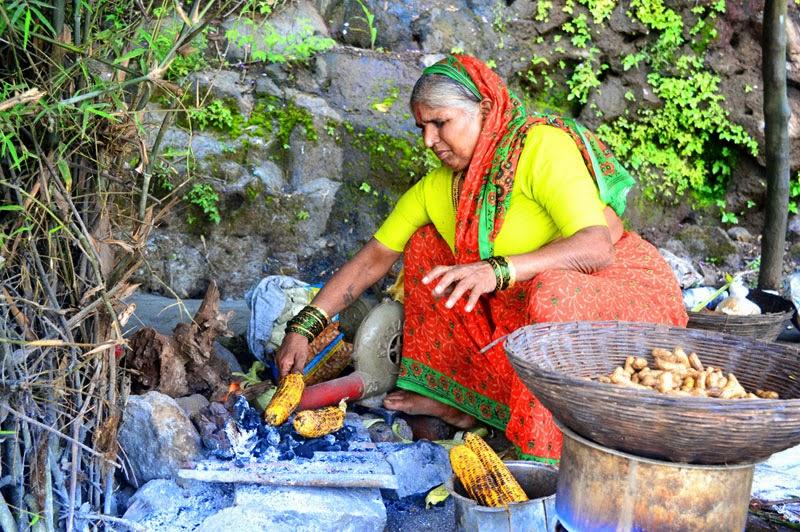 maize bhutta