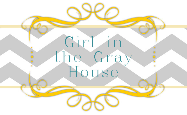 girl in the gray house