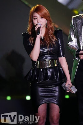 ailee melon music awards 2013