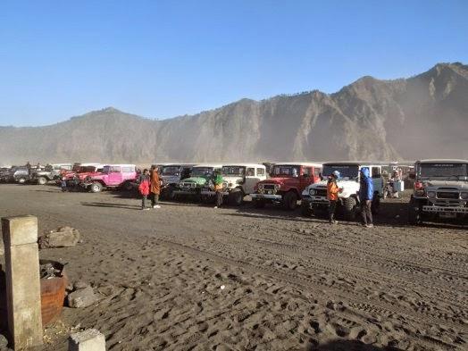 Harga Sewa Jeep Bromo