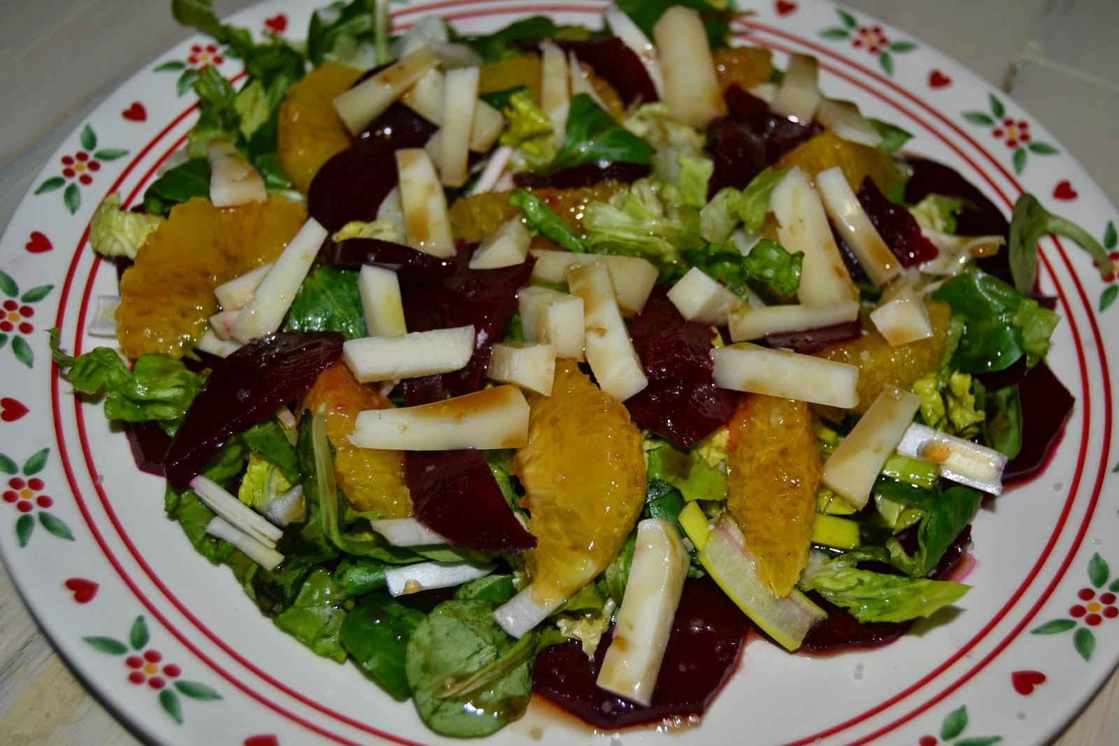 Ensalada de remolacha cocinar en casa es for Cocinar remolacha