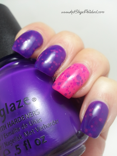 Glitter Daze: A Boardwalk to Remember | China Glaze Creative Fantasy
