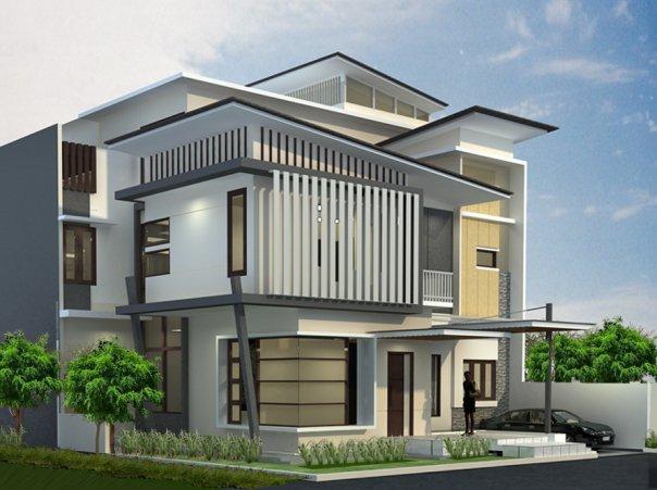 Front Elevation Pergola : House front elevation with pergola joy studio design