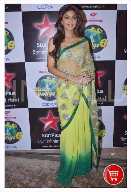 http://www.simplesarees.com/woman/Sarees/Bollywood-Replicas/Shilpa-Shetty-Nach-Baliye-6-Replica-Saree-14945.html