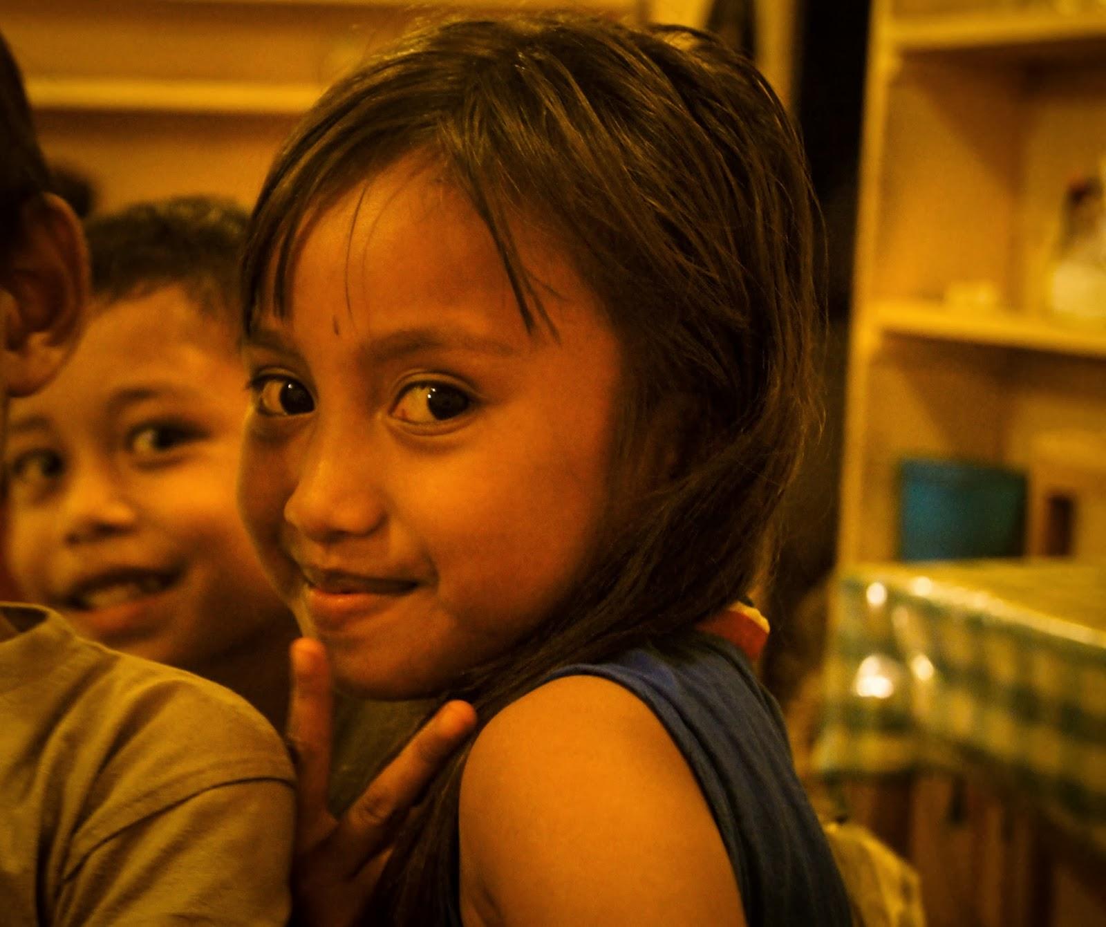 Niños en Labuan bajo