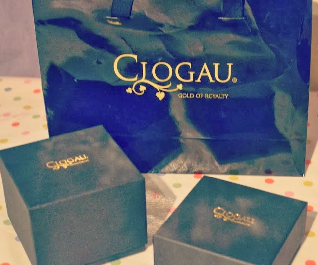 Clogau Gold of Royalty St Davids Cardiff Launch Party Wales Goody Bags