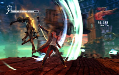 Devil May Cry 5 PC Games Screenshot
