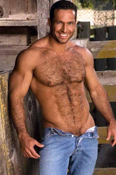 Images of Men: Adam Champ