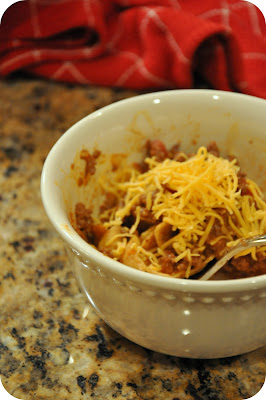 how to make frito pie with ground beef
