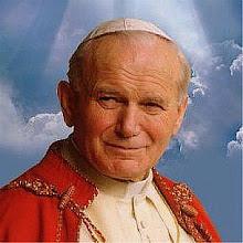 Beato Juan Pablo II por favor intercede por nosotros para que