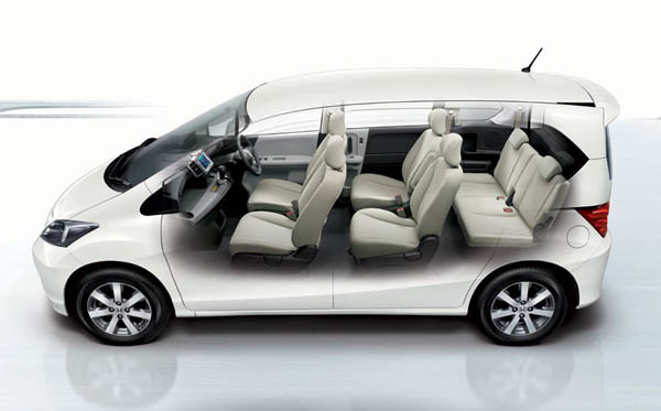 2011 Honda Freed S Alpha Freed Car