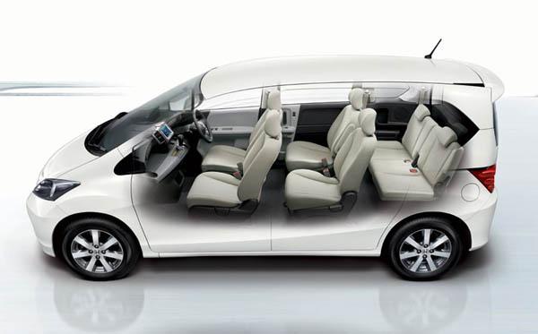 2011 honda freed s alpha freed car. Black Bedroom Furniture Sets. Home Design Ideas