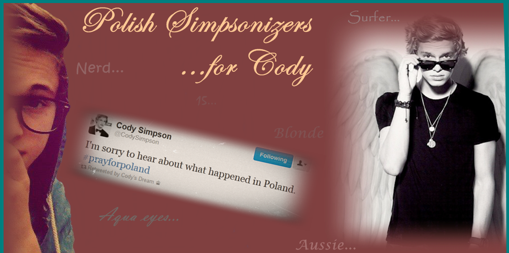 Polish Simpsonizers for Cody