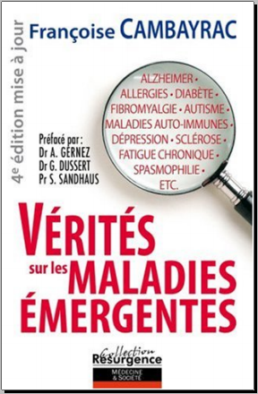 Livre ratuits Vérités sur les maladies émergentes - Cambayrac Françoise