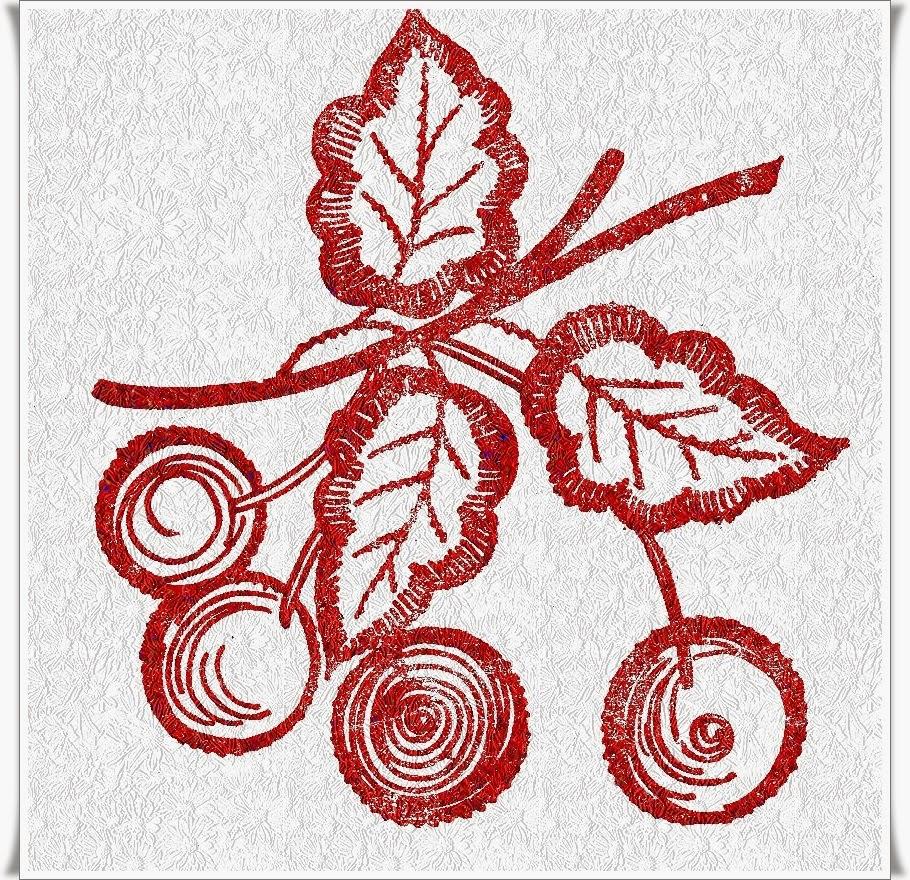 Ремесло 6: Вышивка Тамбурный шов | ВКонтакте