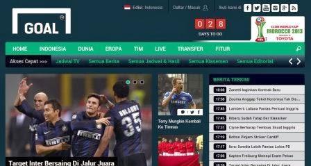 Situs Berita Bola