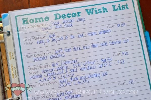 Build A Family Binder in #31Days www.sweetteaandsavinggraceblog.com