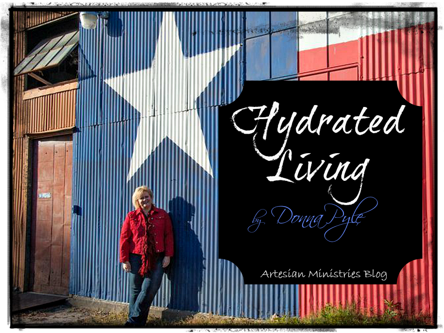 Hydrated Living by Donna Pyle