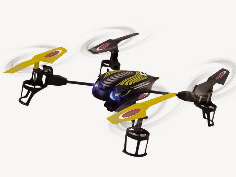 jamara q drohne quadrocopter mit kamera lidl dein. Black Bedroom Furniture Sets. Home Design Ideas