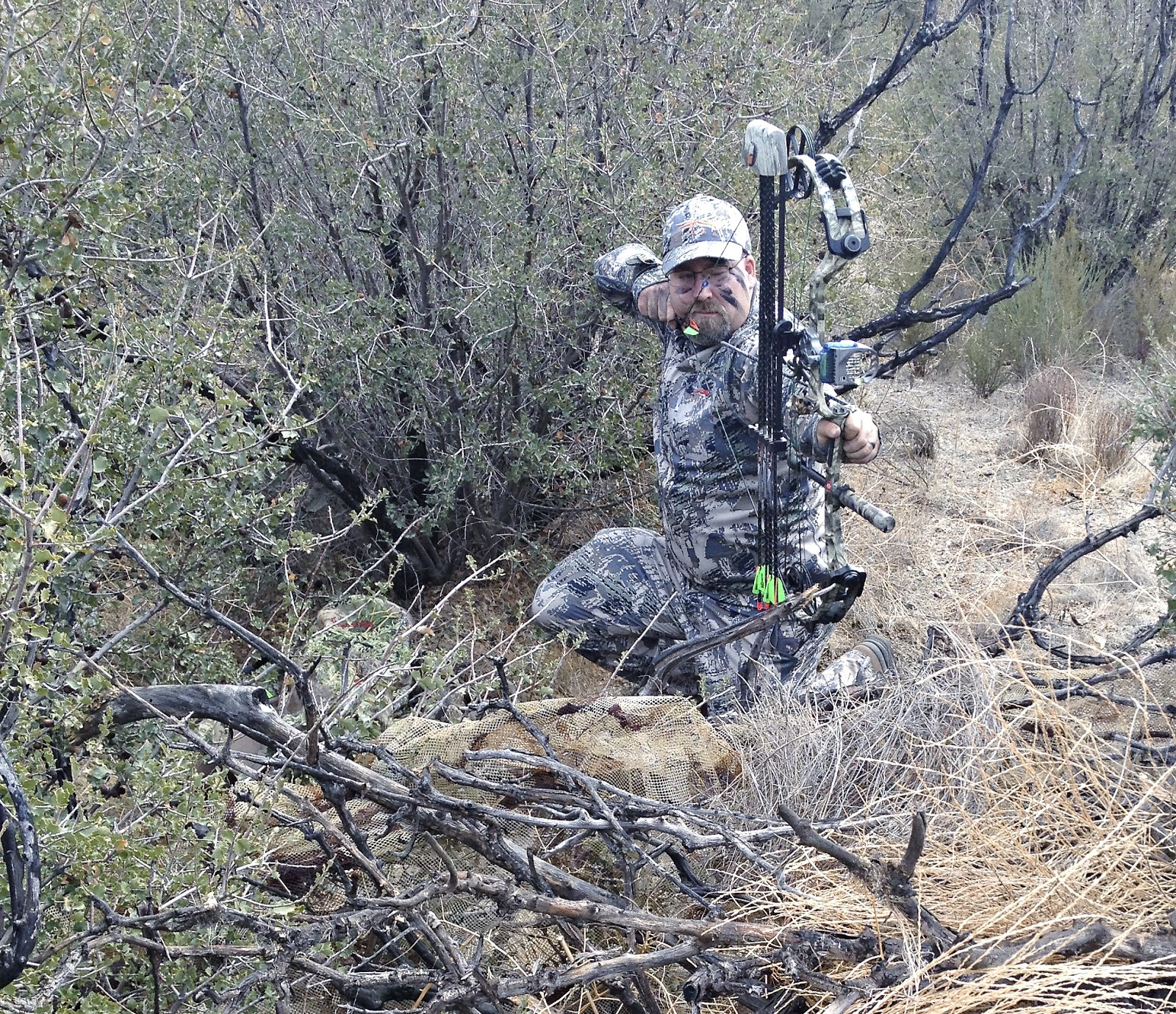 turkeys tuning hunting ground for tips watch turkey blind blinds setup your bow fine
