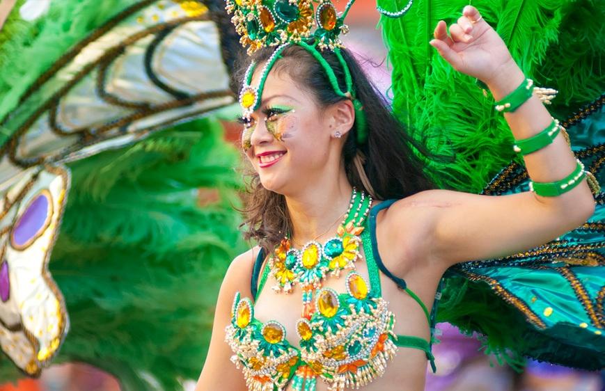 Asakusa Samba Carnival (The Last Festival of Summer)