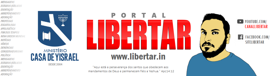 LIBERTAR.in - Ministério CASA DE YISRAEL - Ezequiel 37:16-28