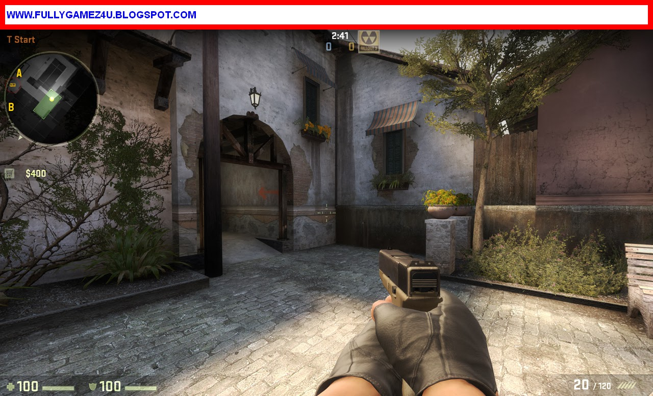 Download Counter Strike Go Game For Pc