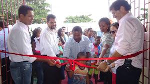 Fotos da Inauguração