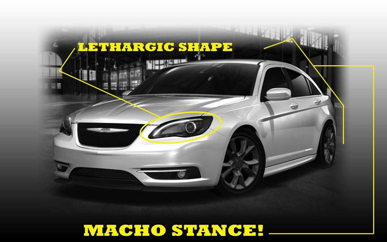 Chrysler 200 design team