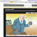 Iran's FARS News portrays Netanyahu as a monkey