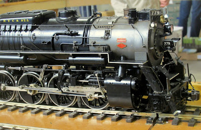 big boy lleida expo tren  salon ferroviario 2013