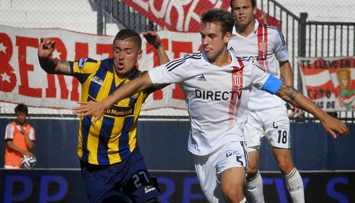 Estudiantes La Plata vs Rosario Central en vivo