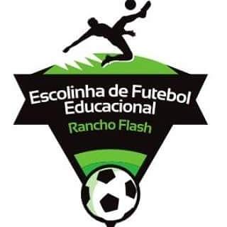 ESCOLINHA DE FUTEBOL EDUCACIONAL RANCHO FLASH