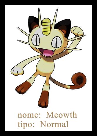 Pokémon: Evolução de Meowth