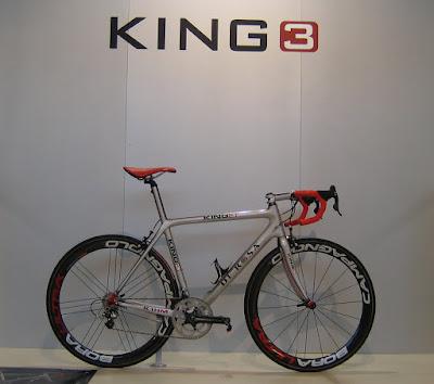 De Rosa King 3 Eurobike 2008