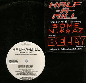 Half-A-Mill – Fire's In Hell (VLS) (1998) (192 kbps)