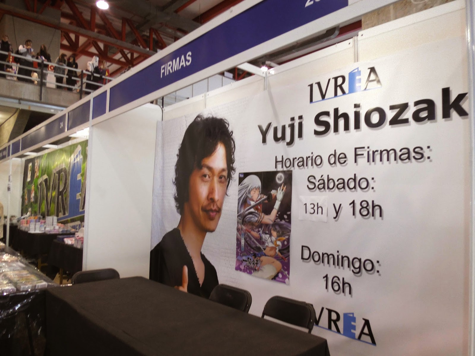 Yuji Shiozak firma japan weekend