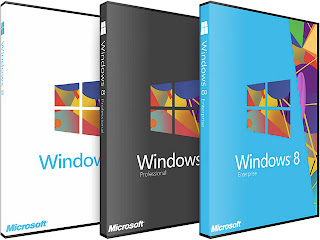 Cara Aktivasi Windows Enterprise 8 RTM Build 9200 Jadi Original