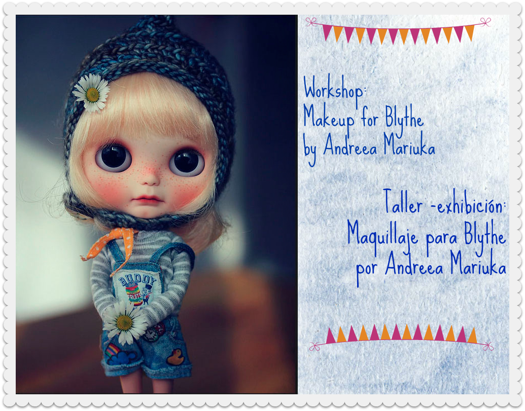 Galidolly 2014 (Spain) August 9th (WEB UPDATED WITH WORKSHOPS) Taller+andreea