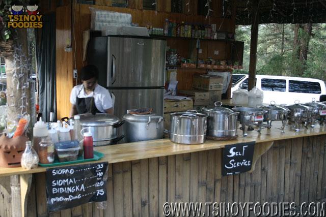 camp john hay food