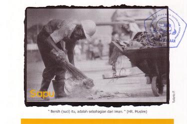 """Postcard """"SAPU"""""""