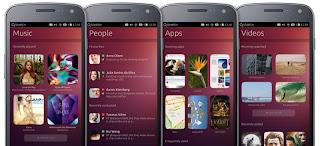 Ubuntu Phone OS, Plataforma, Celulares, Tecnología