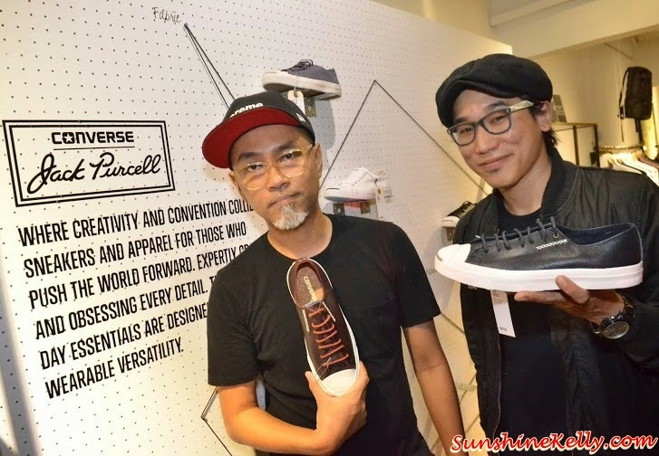 Imran Hilmi, Eddie Lim, Converse Jack Purcell Fall 2014 Collection @ The OffDay Kuala Lumpur, Converse Jack Purcell, Jack Purcell Fall 2014 Collection, offday kl